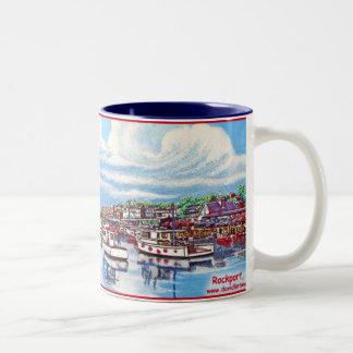 Rockport Thunderheads Two-Tone Coffee Mug
