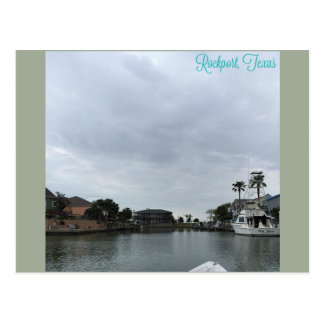 Rockport, TX Postcard