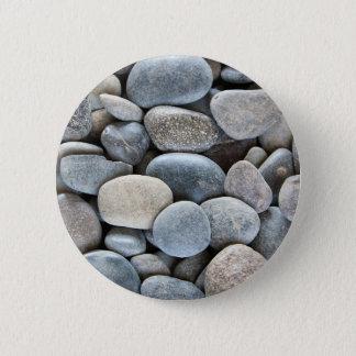 Rocks design 2 inch round button