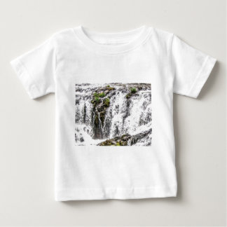 rocks fall over the falls baby T-Shirt