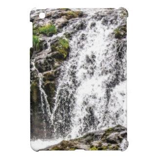 rocks fall over the falls cover for the iPad mini