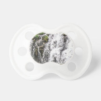rocks fall over the falls pacifier