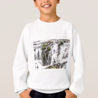 rocks fall over the falls sweatshirt