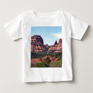Rocks near Sedona, Arizona Baby T-Shirt