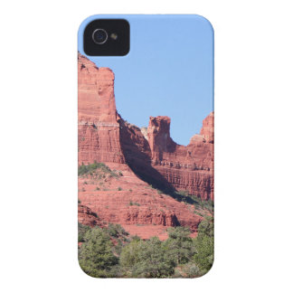 Rocks near Sedona, Arizona iPhone 4 Case-Mate Cases