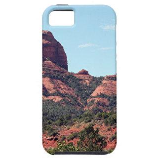 Rocks near Sedona, Arizona iPhone 5 Case