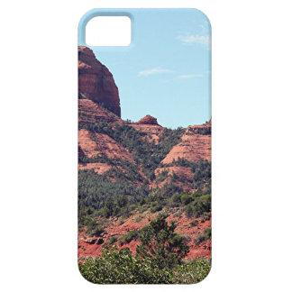 Rocks near Sedona, Arizona iPhone 5 Cases
