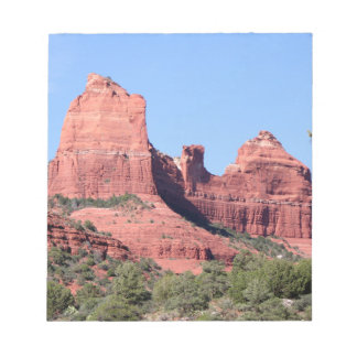 Rocks near Sedona, Arizona Notepad