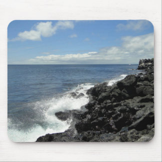 rocks of the Galapagos Mouse Pad