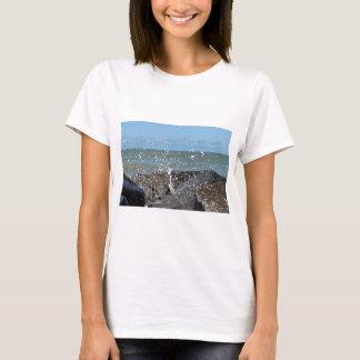 ROCKS ON BEACH QUEENSLAND AUSTRALIA T-Shirt
