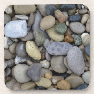 Rocks on the Beach Coaster