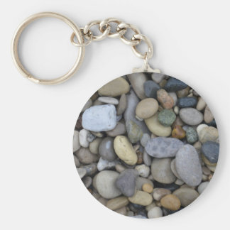 Rocks on the Beach Keychain