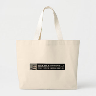 RockSolid Official Logo Jumbo Tote Bag