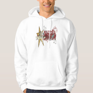 Rockstar - Basic Hooded Sweatshirt