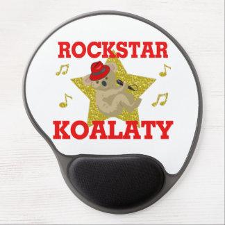 Rockstar Koalaty Singing Party Animal Gel Mouse Pad