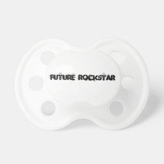 Rockstar pacifier