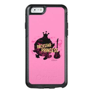 Rockstar Princess OtterBox iPhone 6/6s Case