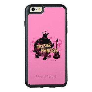 Rockstar Princess OtterBox iPhone 6/6s Plus Case