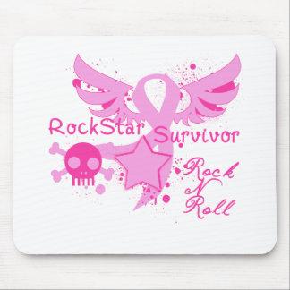 Rockstar Survivor Mouse Pad