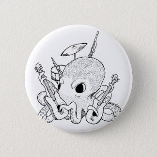 Rocktopus 2 Inch Round Button