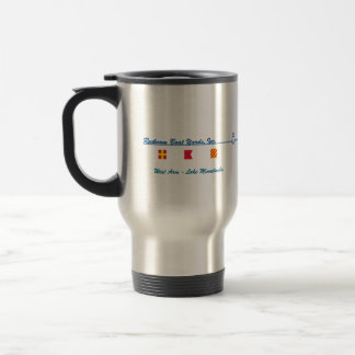 Rockvam Boat Yards, Inc. - dockage Travel Mug
