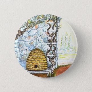 rockwall crop 2 inch round button