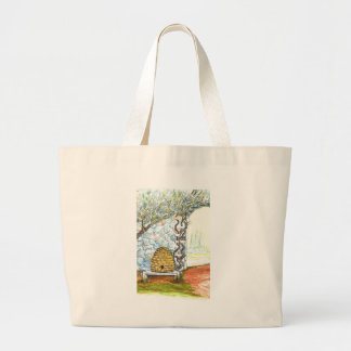 rockwall crop large tote bag