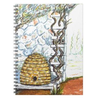 rockwall crop notebook