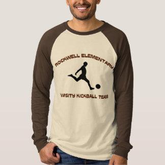 Rockwell KickBall Roofed It T-Shirt