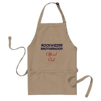 Rockwizzer Brotherhood apron 1
