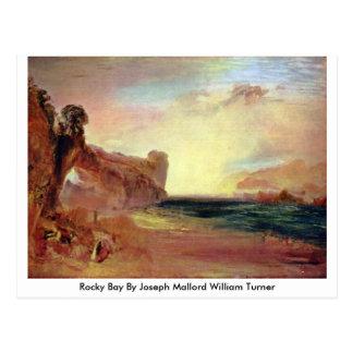 Rocky Bay By Joseph Mallord William Turner Postcard