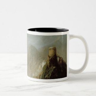 Rocky Bay Two-Tone Coffee Mug