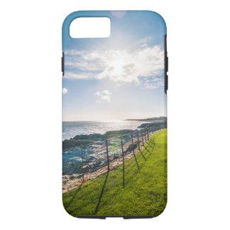 Rocky beach in Ireland (Greystones) iPhone 8/7 Case