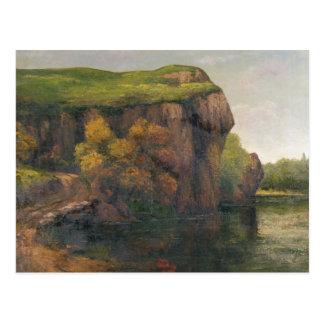 Rocky Cliffs Postcard