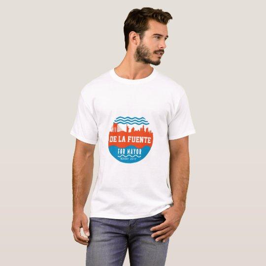 Rocky De La Fuente for Mayor T-Shirt