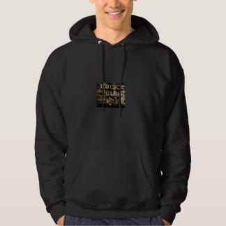 rocky glen sign hoodie