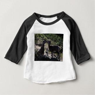 Rocky Mountain Bighorn Sheep Baby T-Shirt