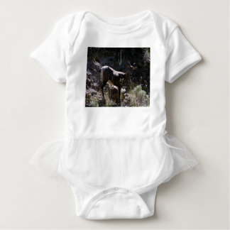Rocky Mountain Bighorn Sheep, ewe Baby Bodysuit