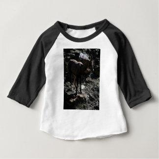 Rocky Mountain Bighorn Sheep, ewe Baby T-Shirt