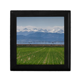 Rocky Mountain Farming View Gift Box