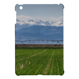 Rocky Mountain Farming View iPad Mini Case