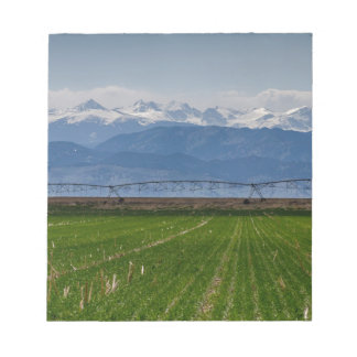 Rocky Mountain Farming View Notepad