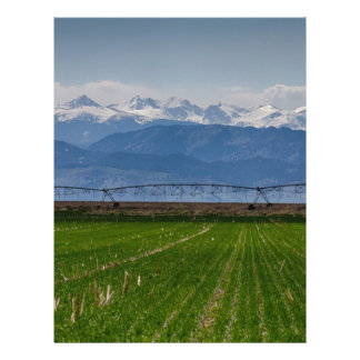 Rocky Mountain Farming View Personalized Letterhead