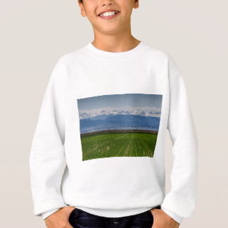 Rocky Mountain Farming View Sweatshirt