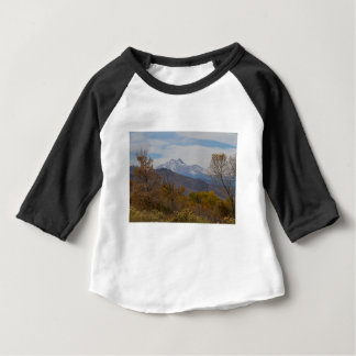 Rocky Mountain Foothills View Baby T-Shirt