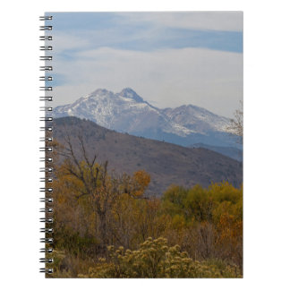 Rocky Mountain Foothills View Notebooks