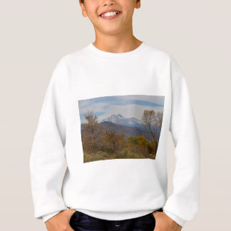 Rocky Mountain Foothills View Sweatshirt