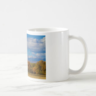 Rocky Mountain Front Range Colorful View Coffee Mug