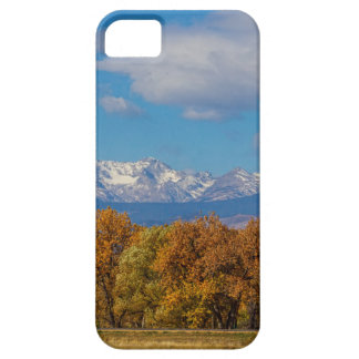 Rocky Mountain Front Range Colorful View iPhone 5 Cover