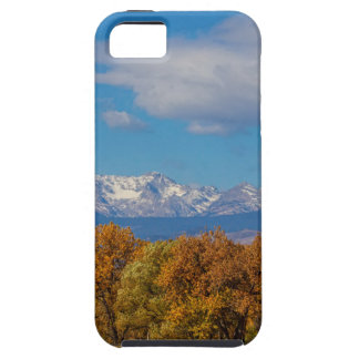 Rocky Mountain Front Range Colorful View iPhone 5 Covers